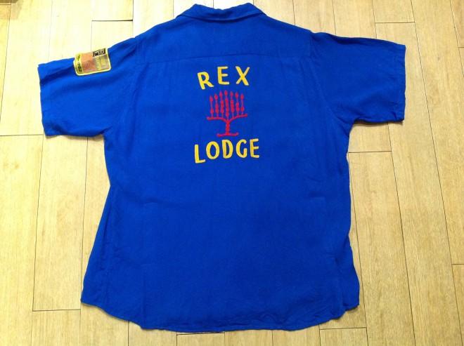 King Louie Bowling Shirt & LEVI'S 646 BIG E
