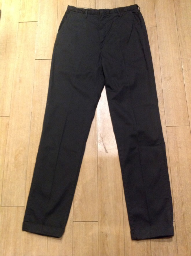 1960's TAPERED PANTS
