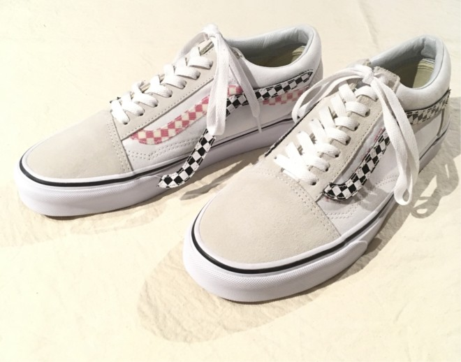 "VANS  ""SALES SAMPLE"""