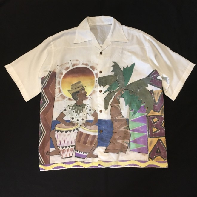 Cuba Shirt , KAVU , Huarache Sandal