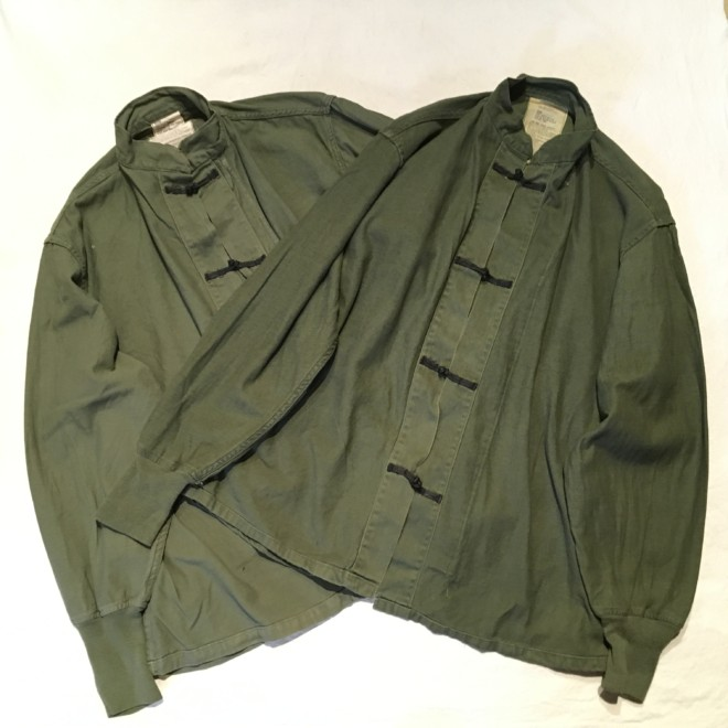 "Original Remake ""U.S.ARMY CHEMICAL PROTECTIVE LINER SHIRT"""
