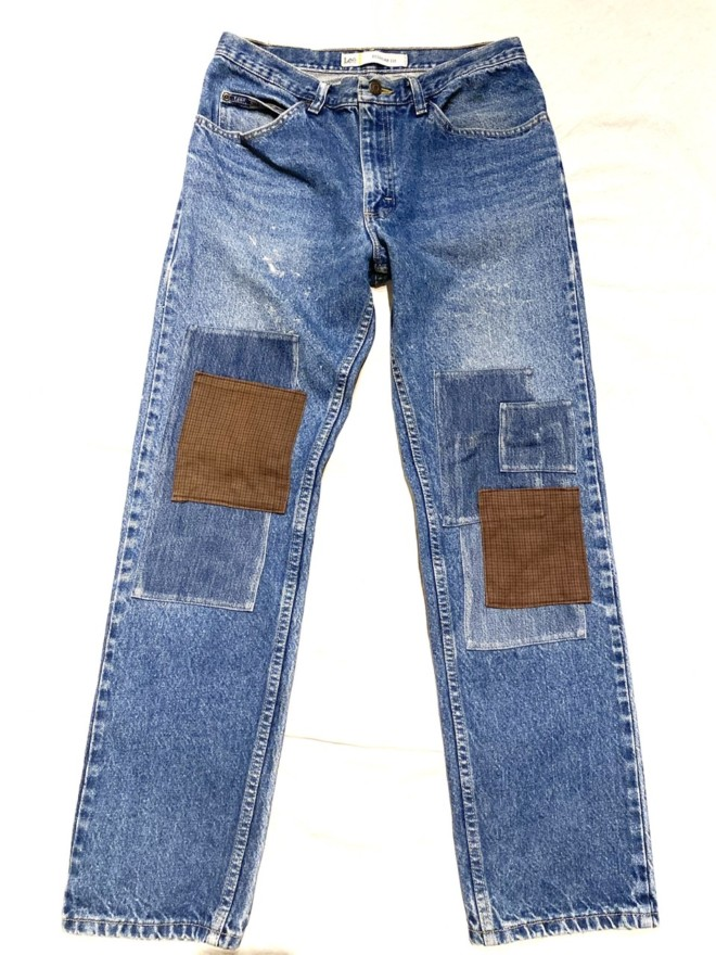 "Lee 200,Levi's 501 ""RED LINE"""