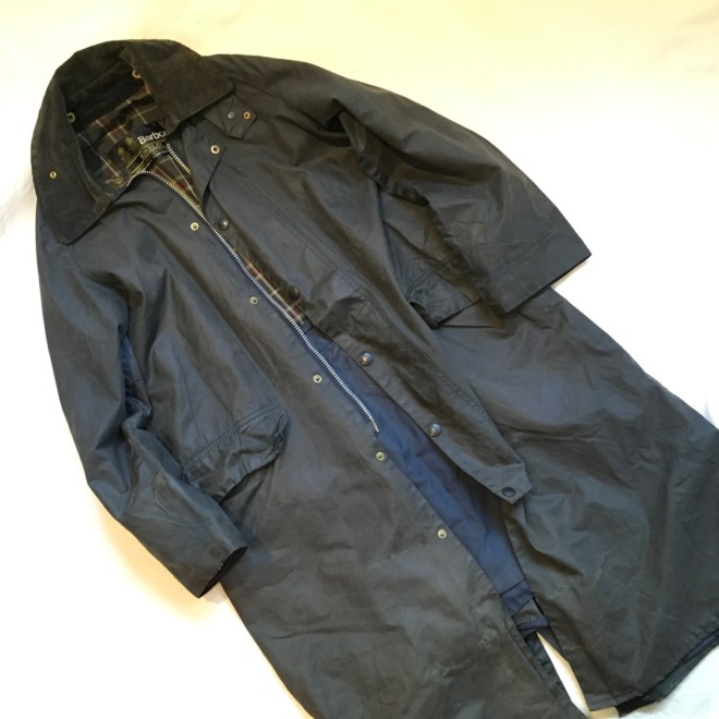 Long Coat (Tielocken , Shopcoat, Barbour)